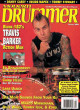 Travis in Modern Drummer