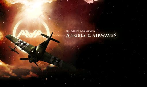 Angels And Airwaves website