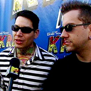 Blink-182's Mark Hoppus joins MxPx in Wrecking Hotel Rooms