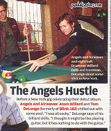Angels And Airwaves on Rolling Stone